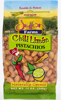 Chili Limon Pistachios